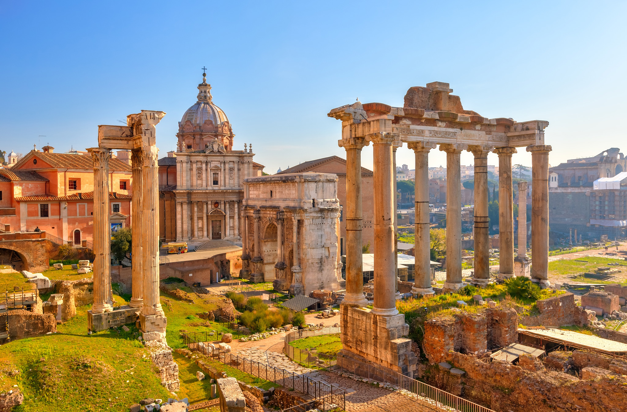 Flights to Rome, Airport Info & Things to Visit | Air Transat ROME