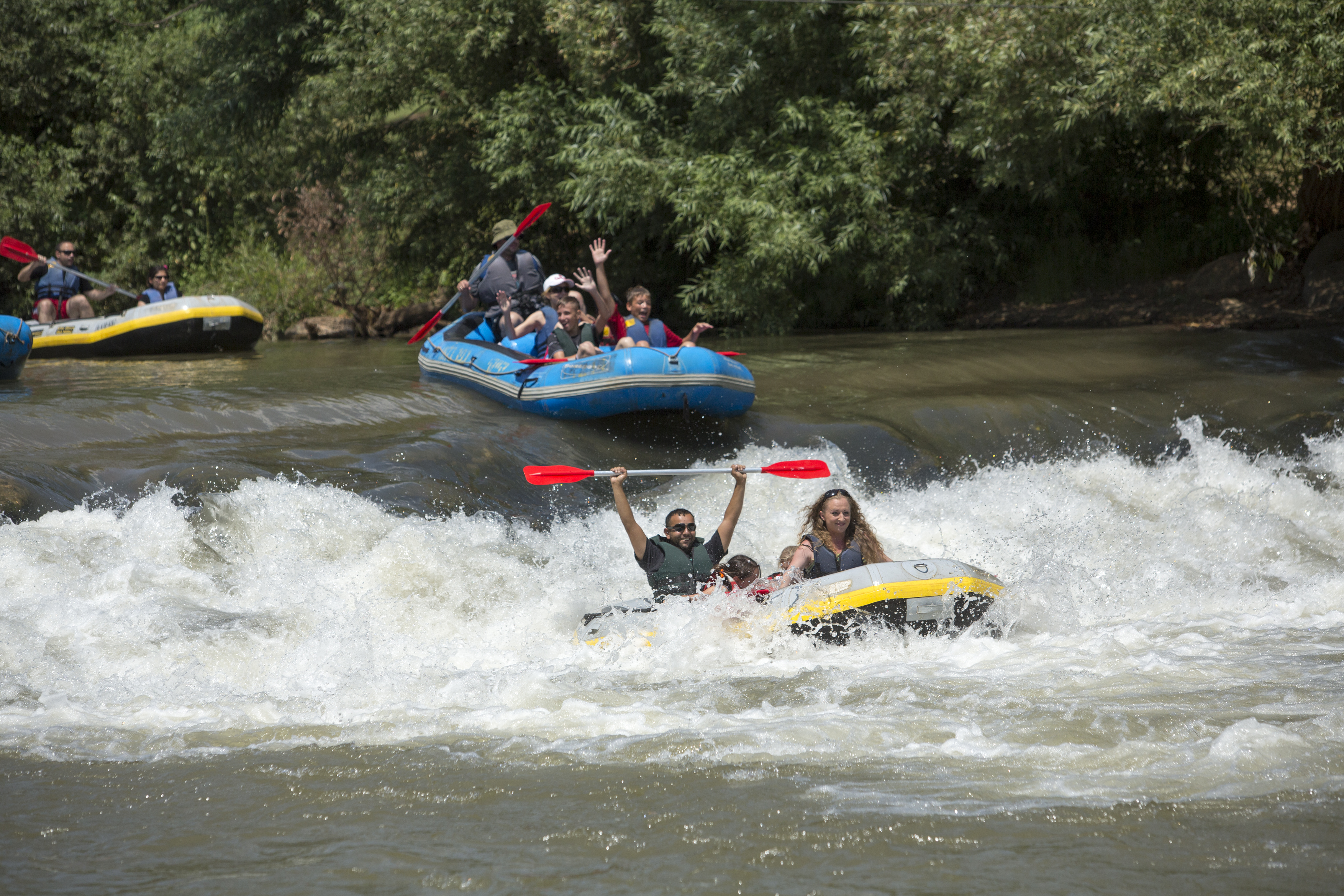 Rafting Dominican Republic