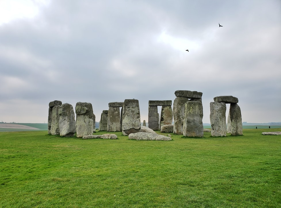 Historical Sites in Europe - Stonehenge, England