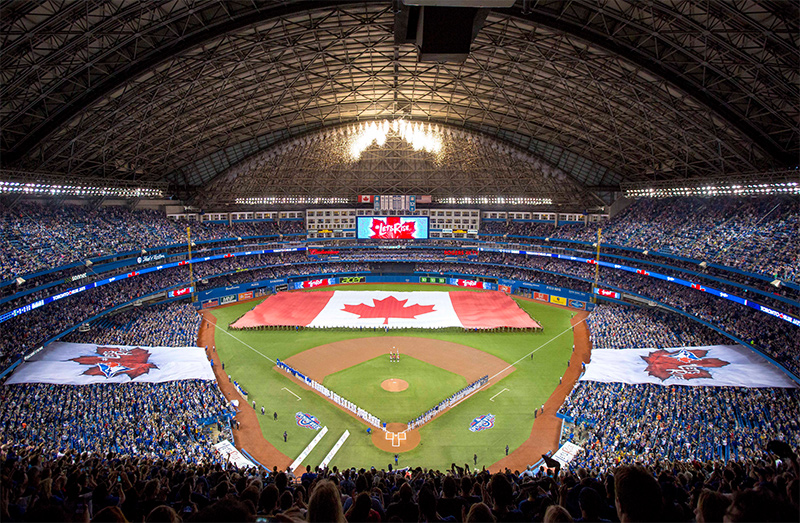 Toronto Time - Blue Jays