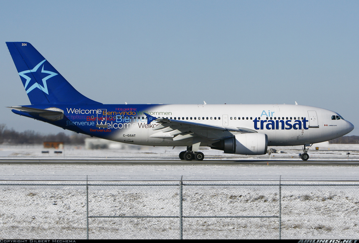 Air Transat's New Colours: The 2017 livery | Experience Transat