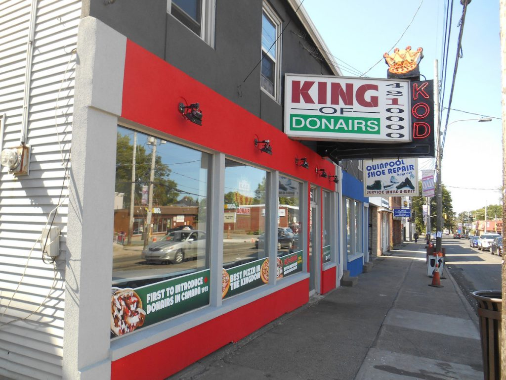 Donair Must-try foods Halifax