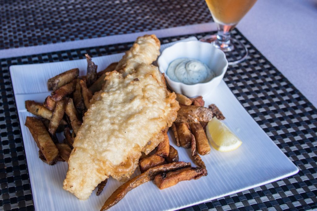Fish & Chips Must-try foods Halifax