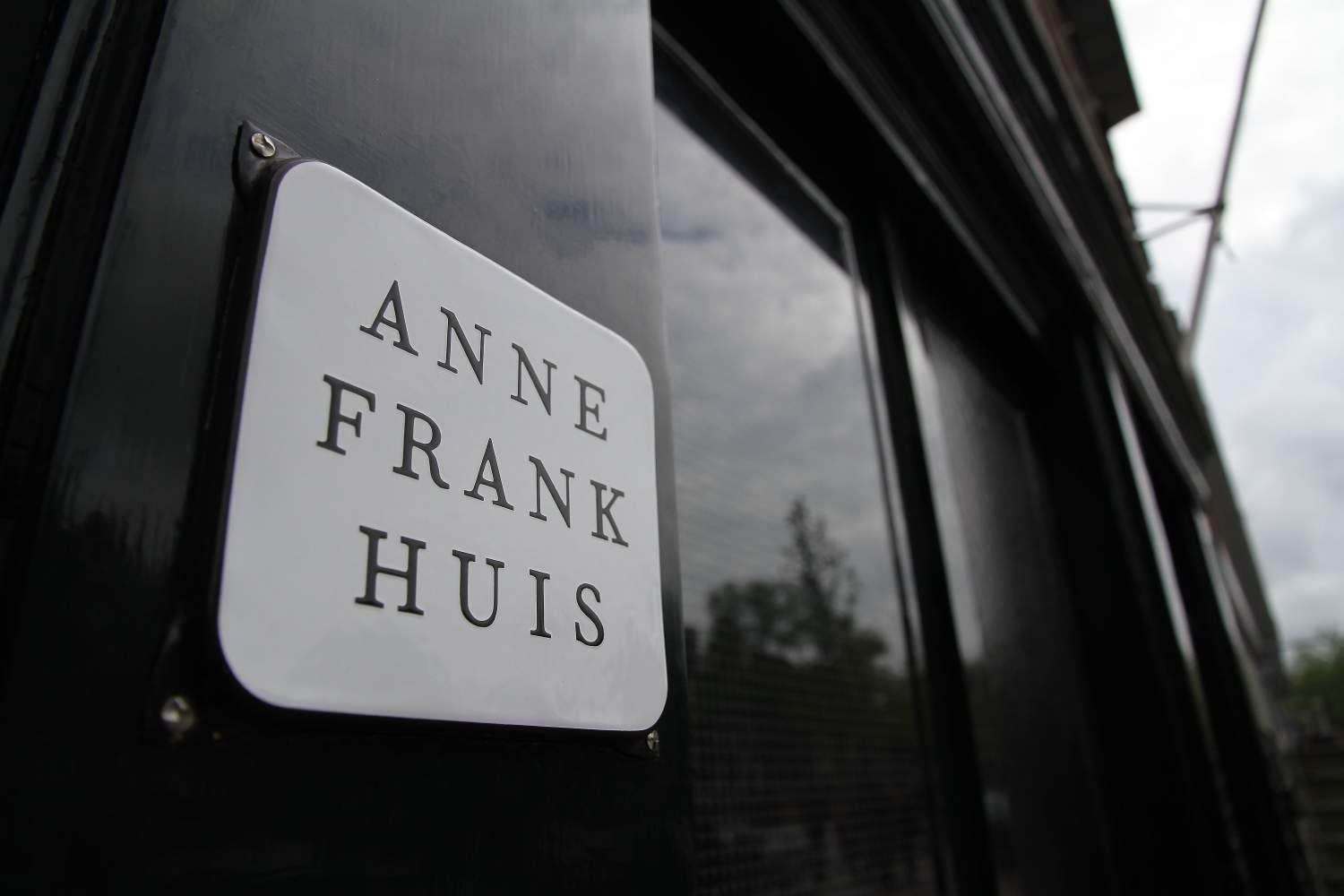House of Anne Frank in Amsterdam