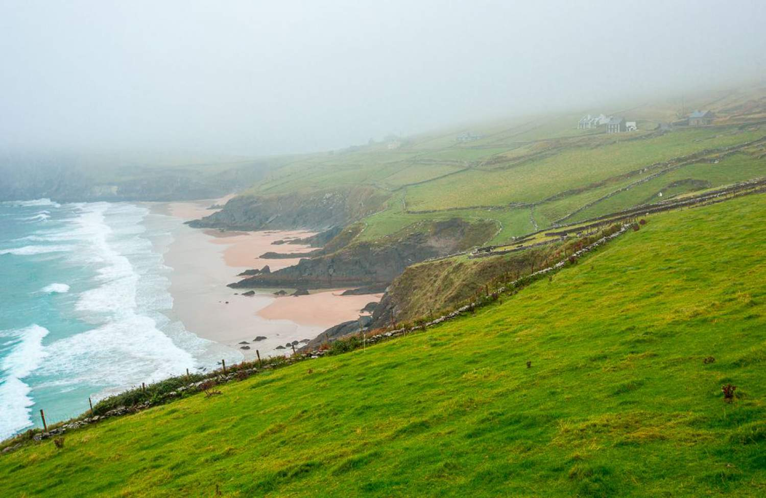 Dingle by the beach, Ireland
