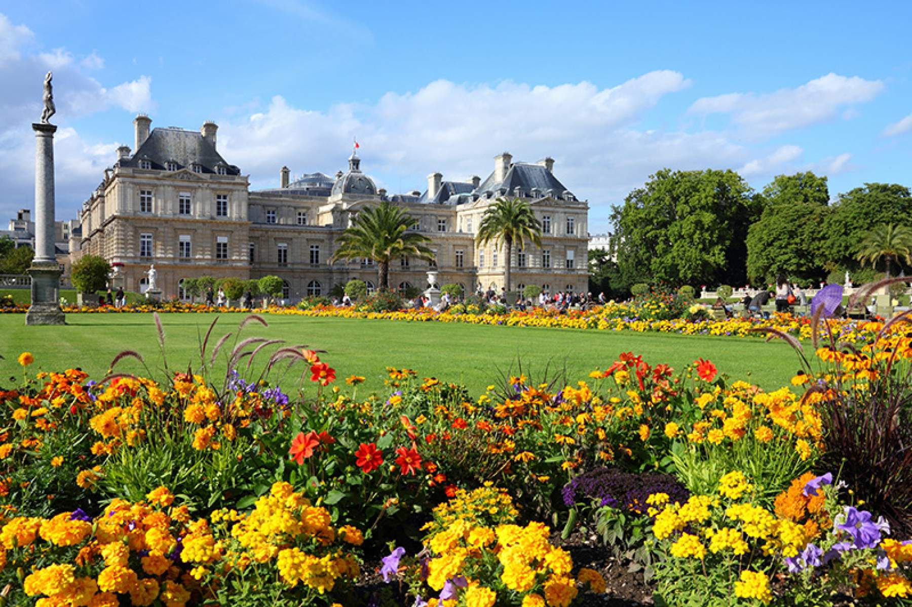 From canada to spain the most beautiful parks in the world luxembourg gardens paris france izmirmasajfo