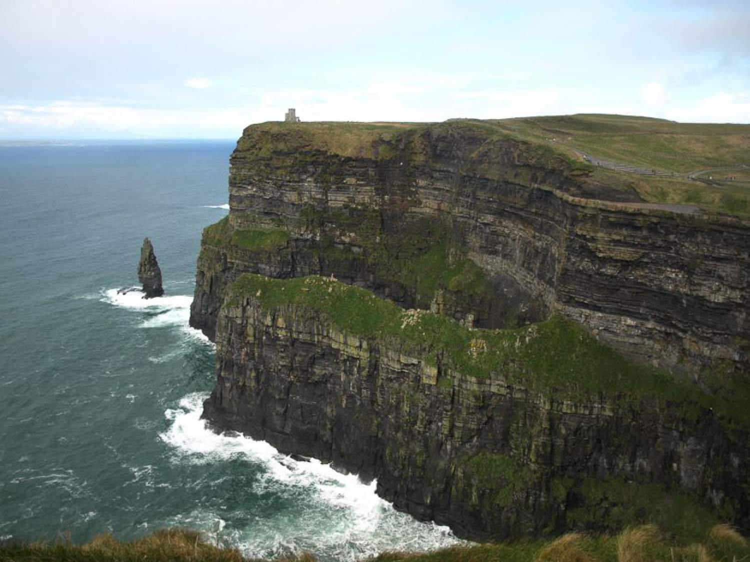 Falaises Moher, Irlande