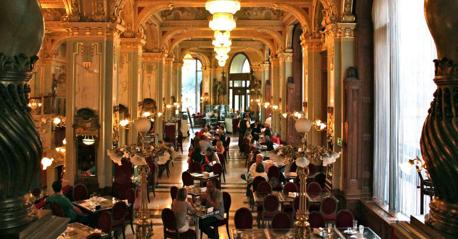 New-York coffee shop in Budapest is like no other