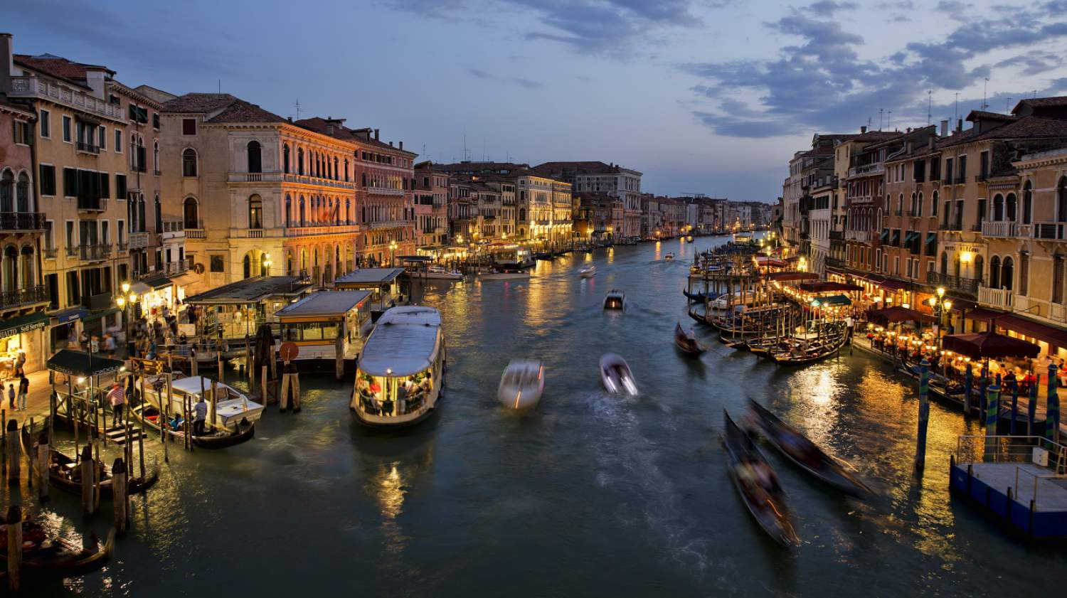 The Top Five Restaurants In Venice Experience Transat