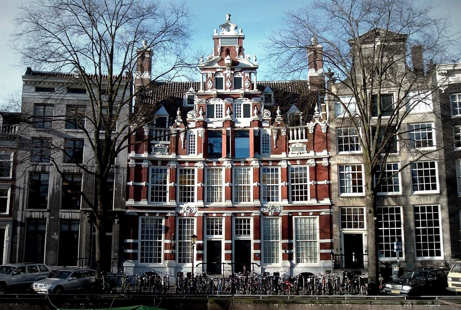 Bartolotti house in Amsterdam