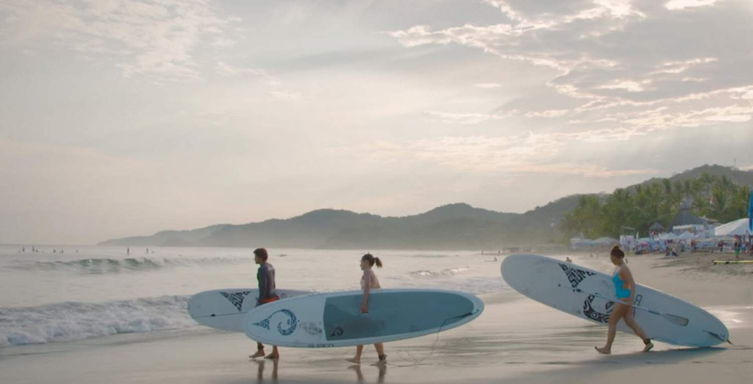 Surf and Paddle board in Sayulita