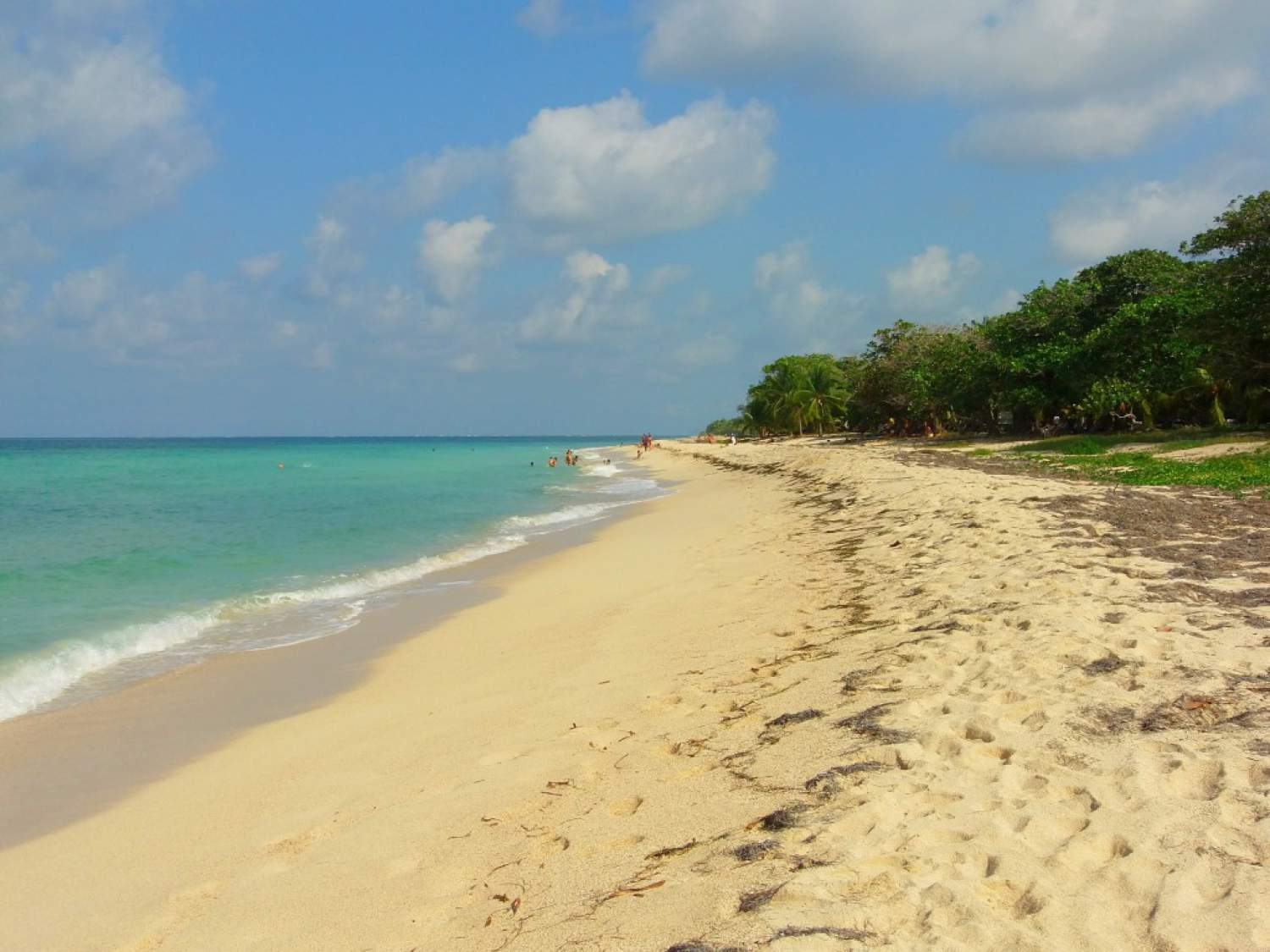 Camp bay beach, Roatan