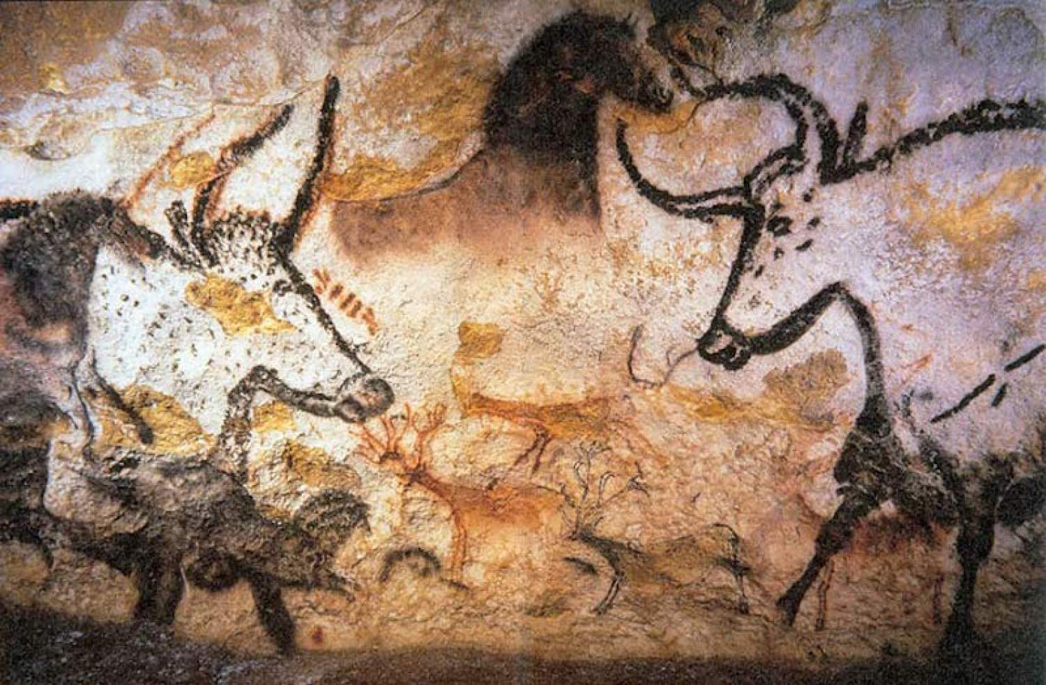 Lascaux painting in France
