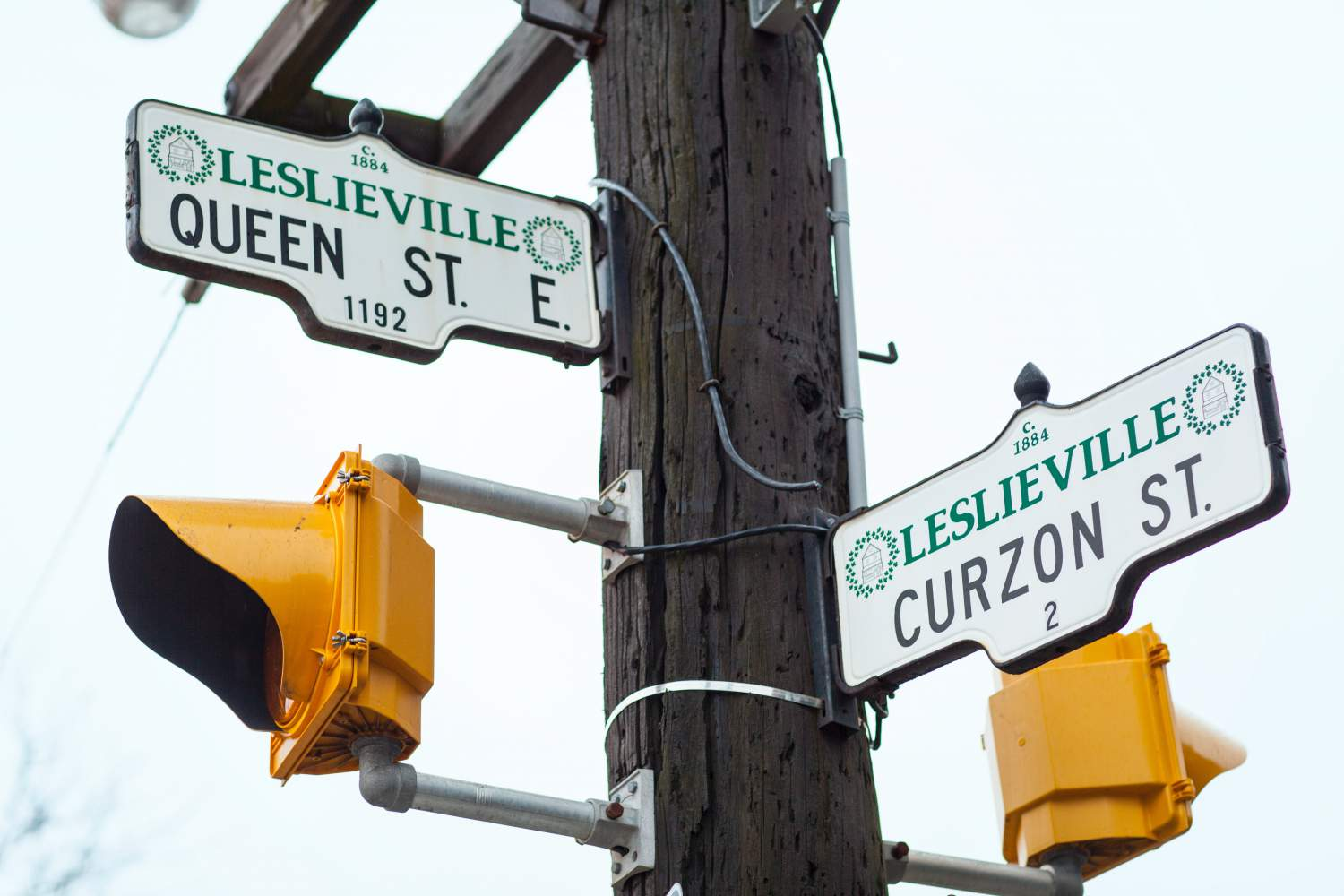 "Leslieville, the ""Brooklyn"" of Toronto"