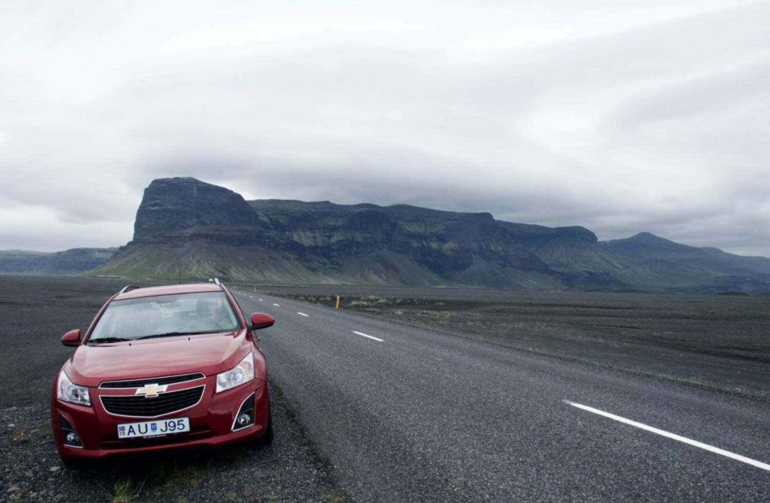 Road trips: stop to admire the view