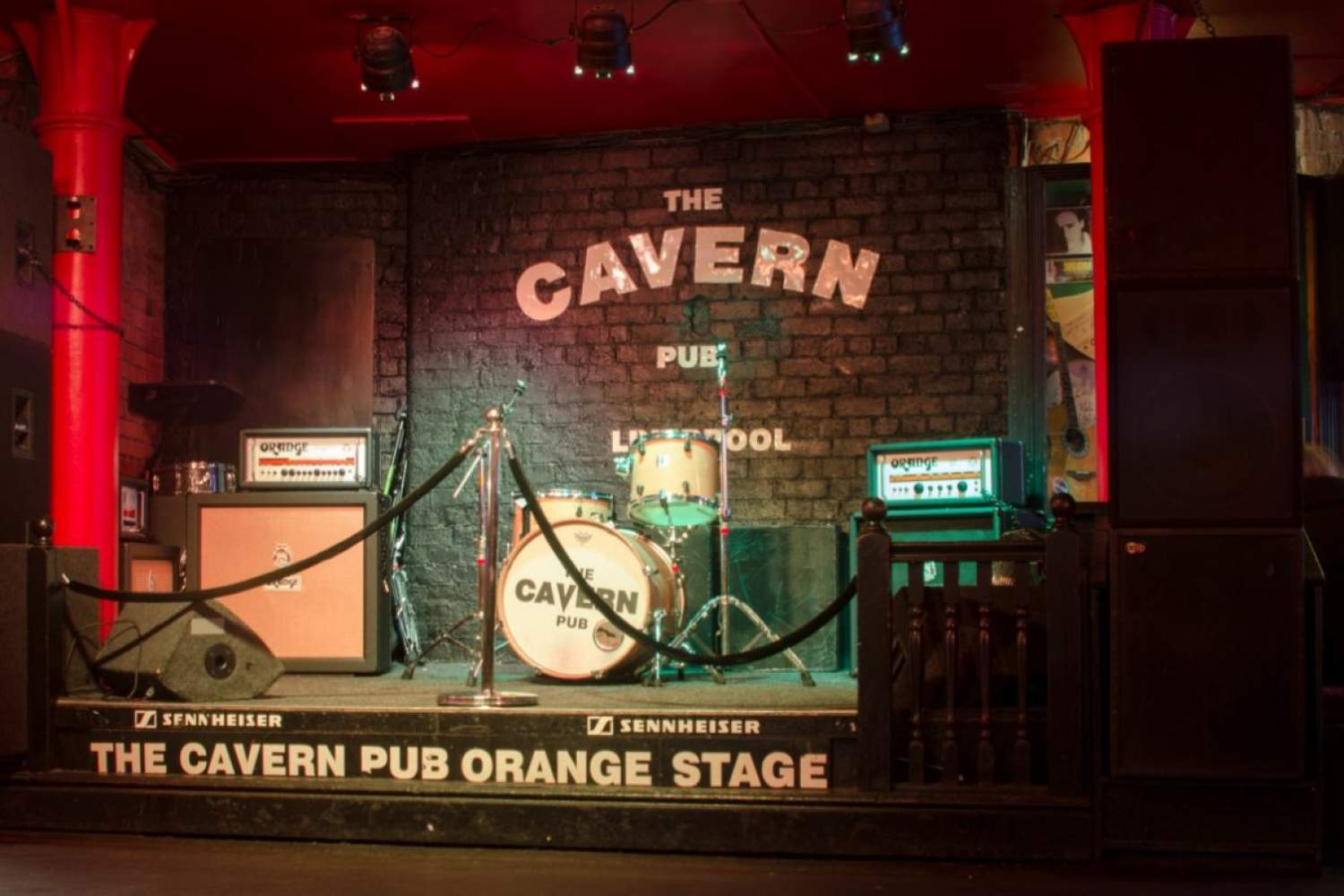 The Cavern Bar