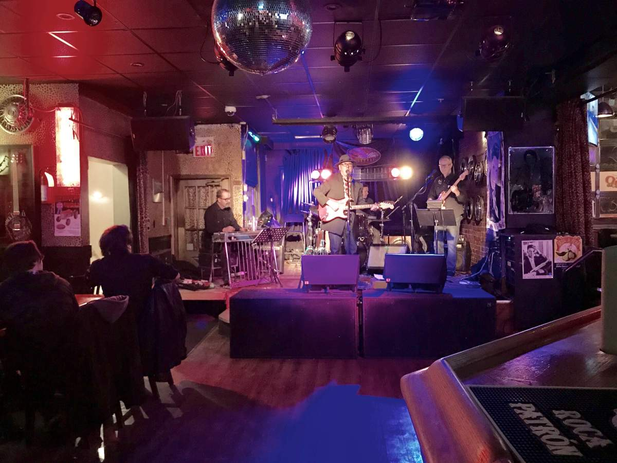 The Cadillac - Toronto musical venues