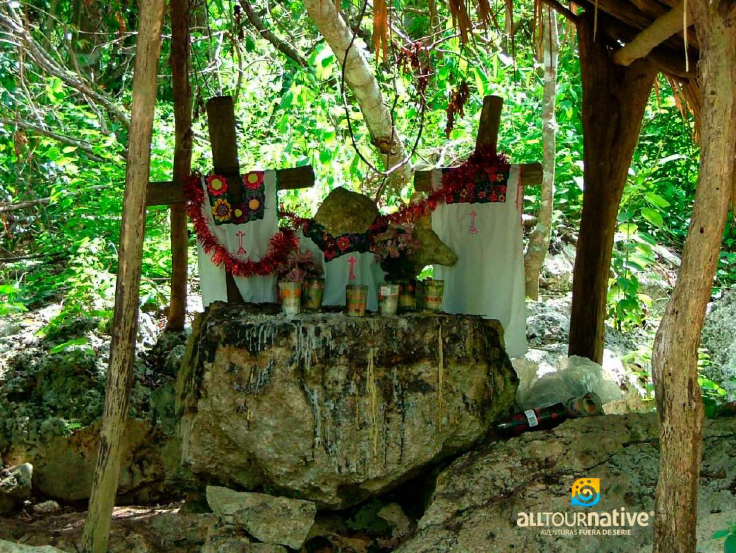 Altournative tours archeological site to visit, Mexico