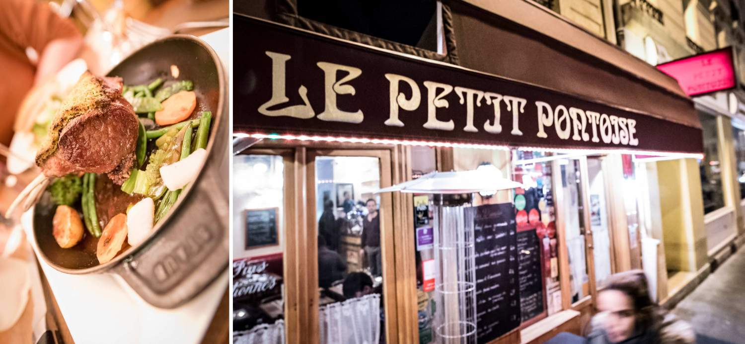 Restaurant of Paris Le Petit Pontoise