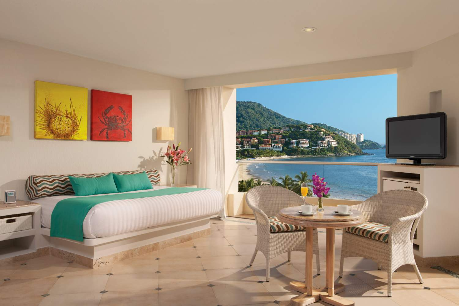 Hôtel Sunscape Dorado Pacifico à Ixtapa au Mexique