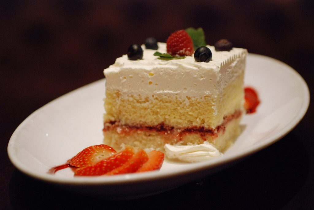 Tres Leches Food To Try in Costa Rica
