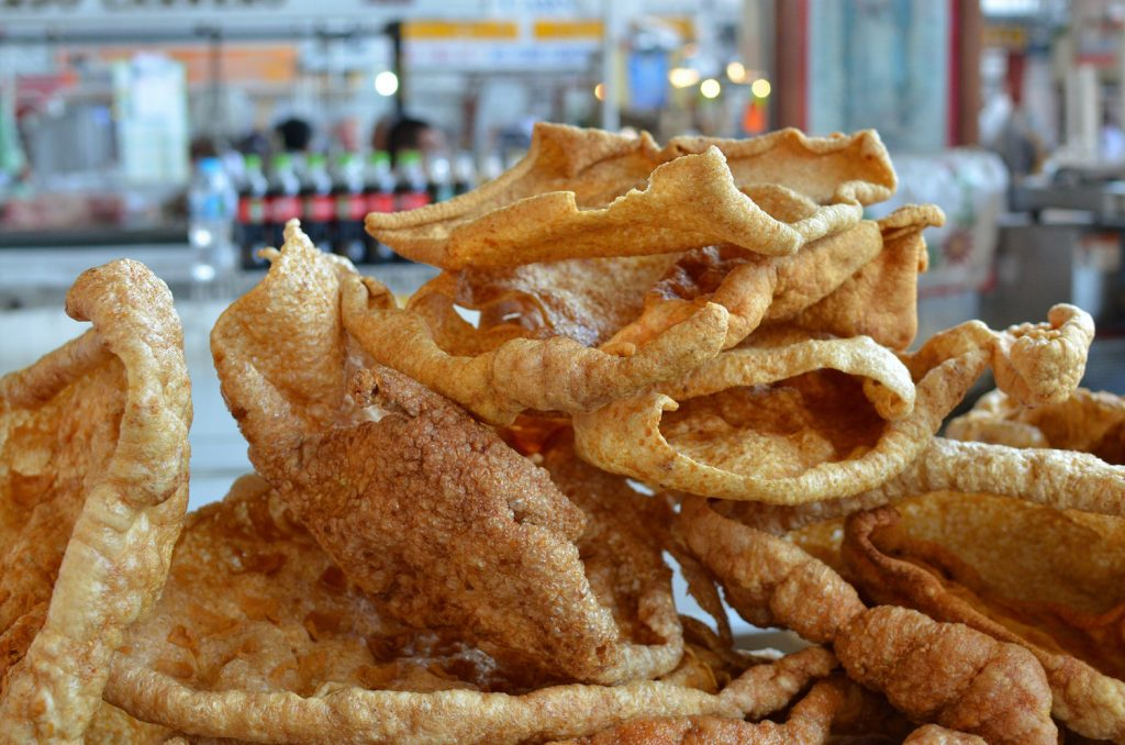 chicharron Food To Try in Costa Rica