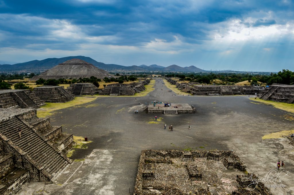 Teotihuacan Mеxiсо Ancient Ruins