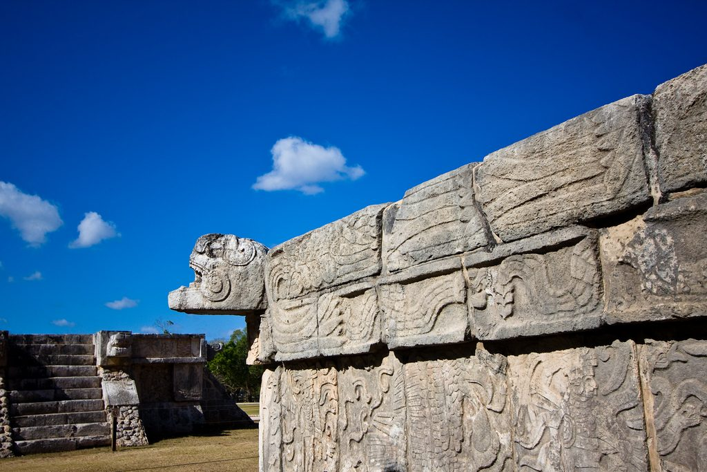 Chicen Itza Mеxiсо Ancient Ruins