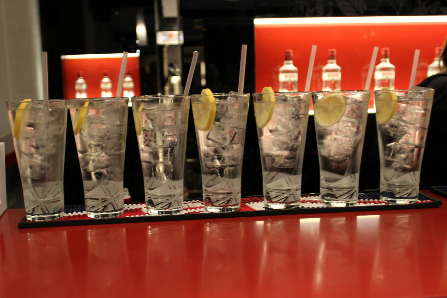 Beefeater distillery gin tasting, London