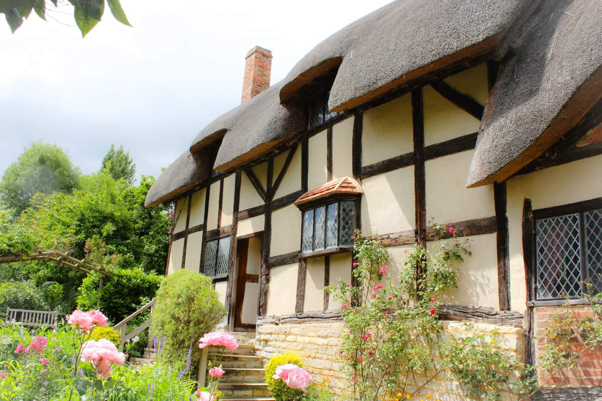 Le Cottage d'Anne Hathaway, Angleterre