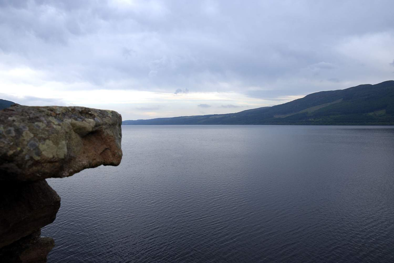 Lac Loch Ness, Écosse