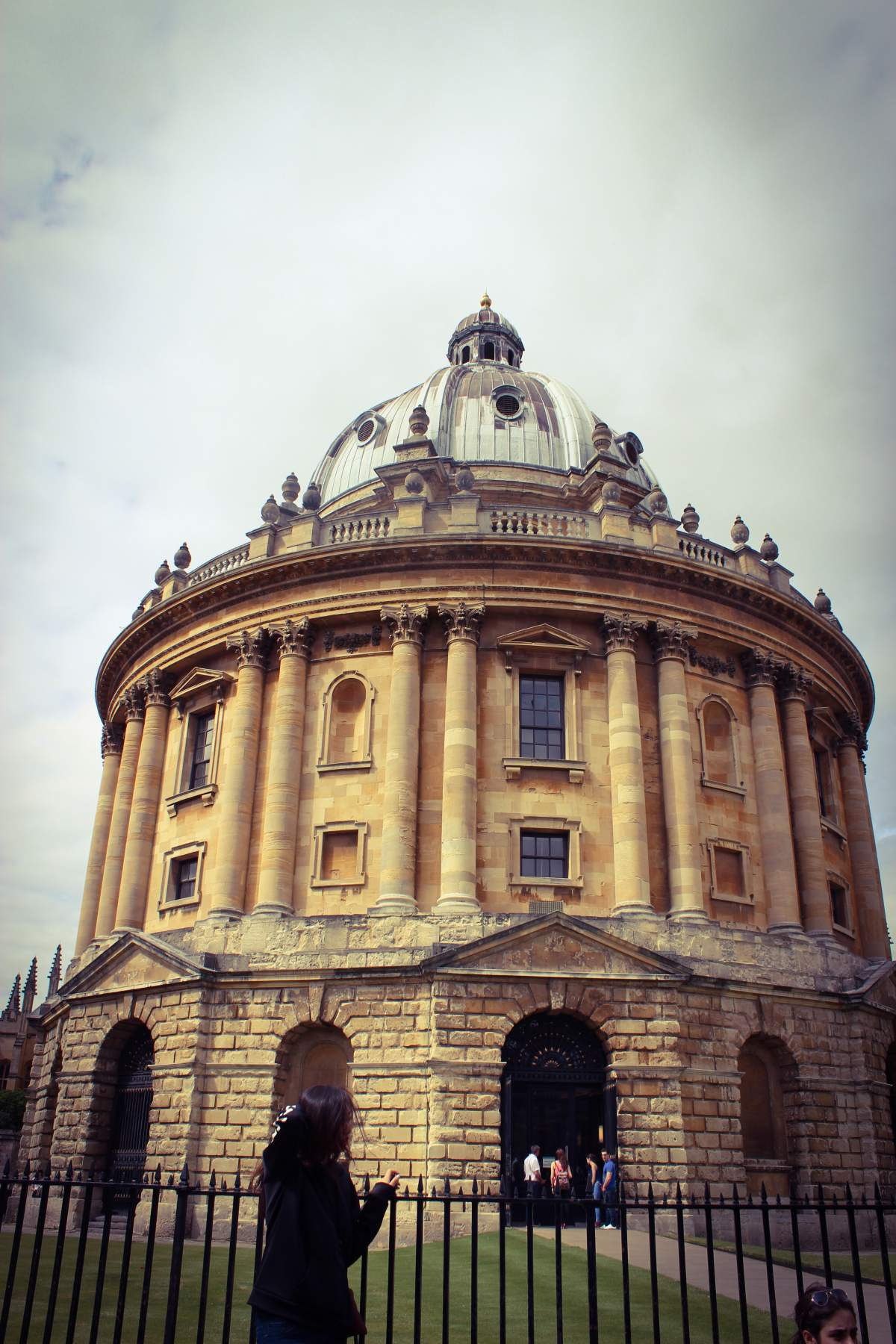 Radcliffe Camera à Oxford, Angleterre