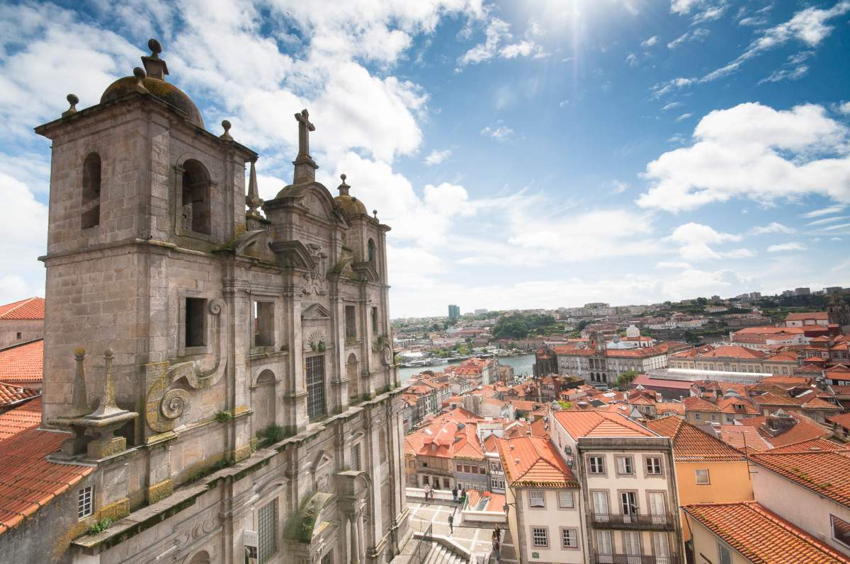 Église Sao Francisco, Porto