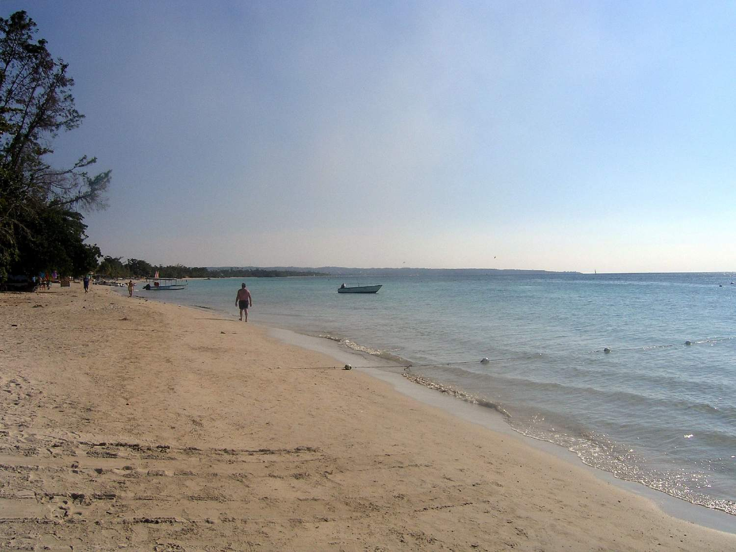 Beaches for everyone in Jamaica