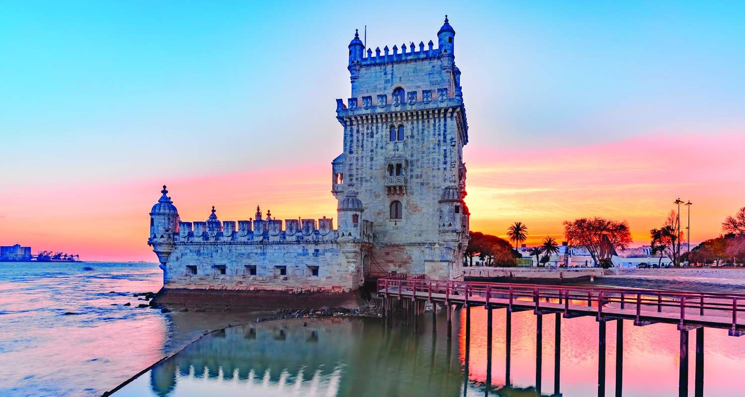 Belem tour in Lisbon, Portugal