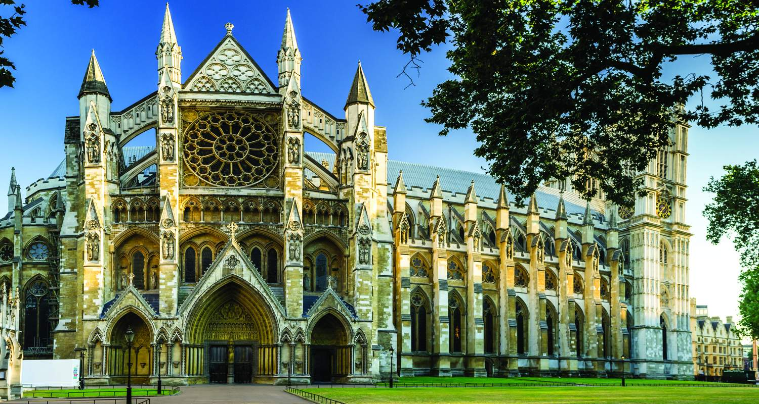 Westminster Abbey, host of the royal weddings