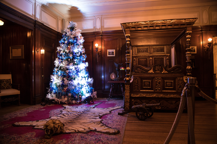 Casa Loma Holiday - How to spend the holidays in Toronto