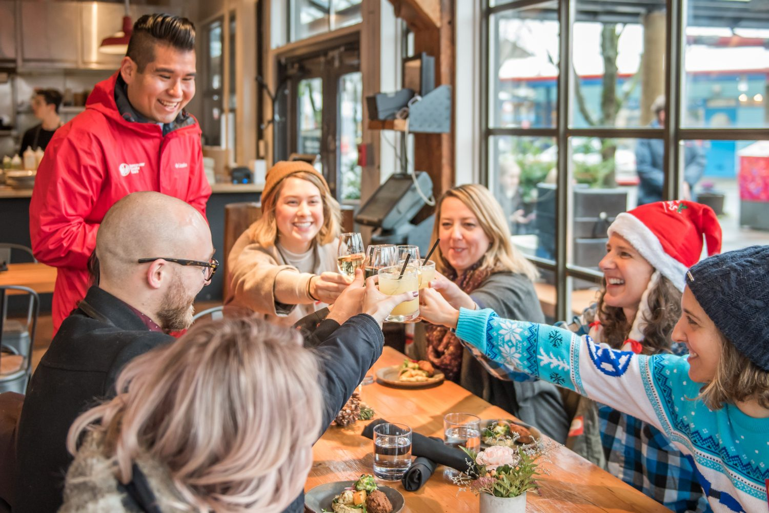 Vancouver Food Tour - How to spend Holidays in Vancouver