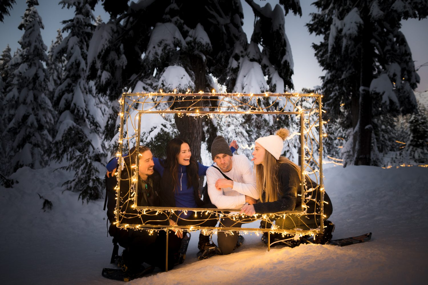 Grouse Mountain - How to spend Holidays in Vancouver
