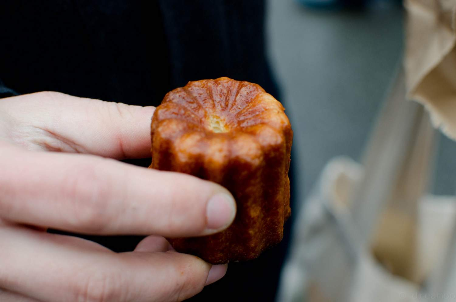 Canele, Bordeaux, France