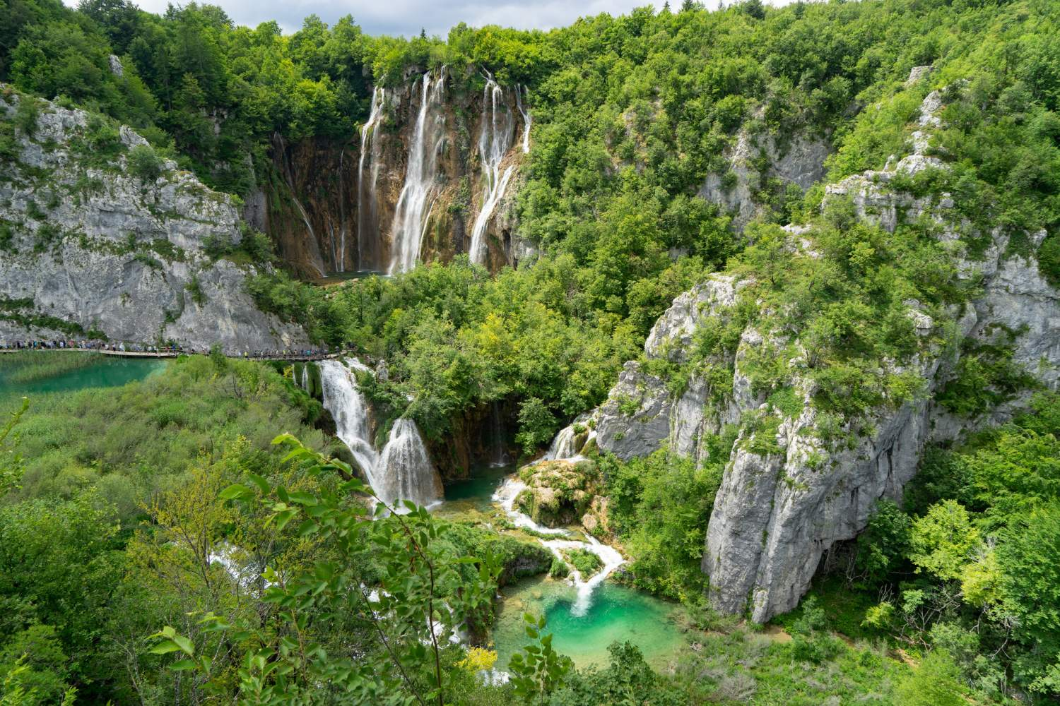 Parc national de Plitvice, Croatie