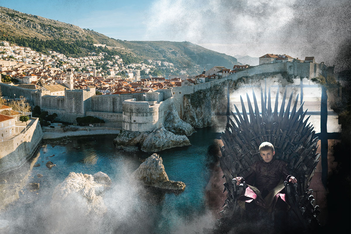 Croatia through the lens of Game of Thrones