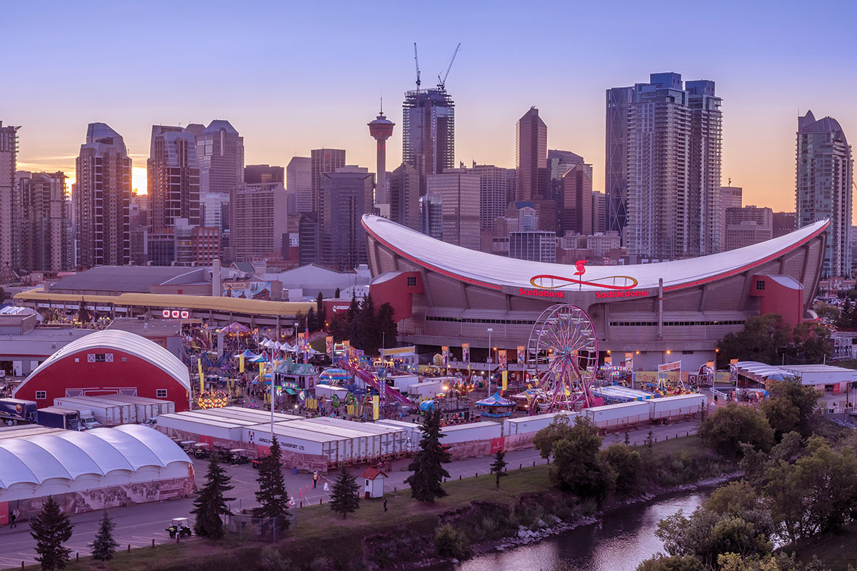 Stampede, Calgary, Canada