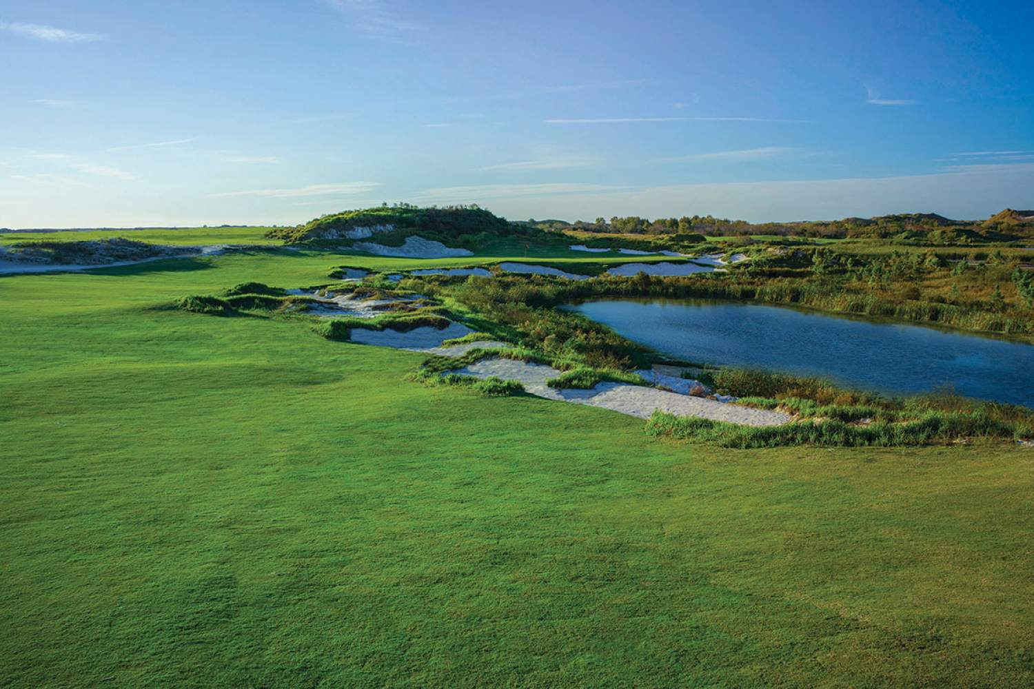 Streamsong Black Golf course