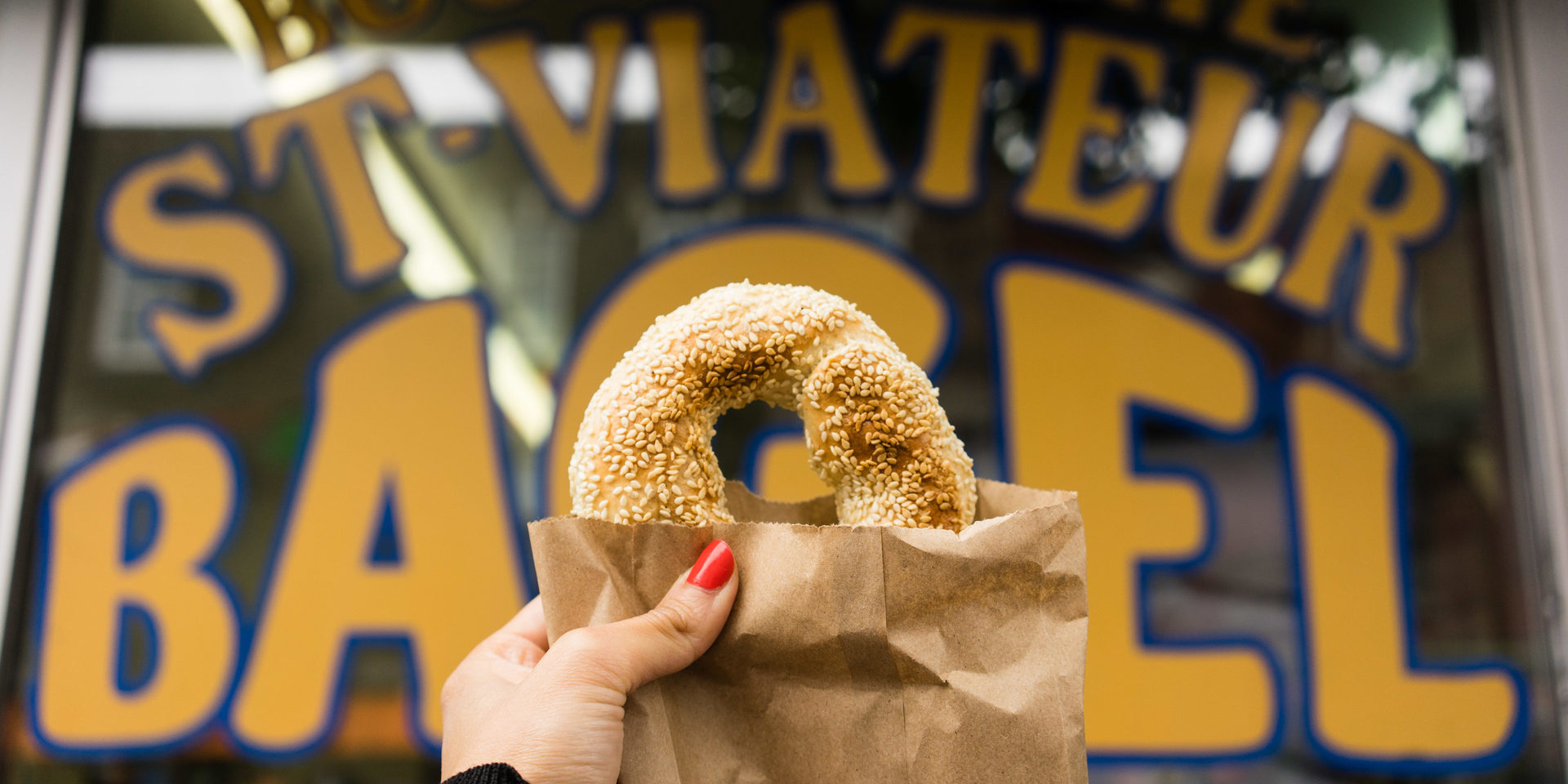 Things to do on a weekend in Montreal - eat bagels in the Mile End 2