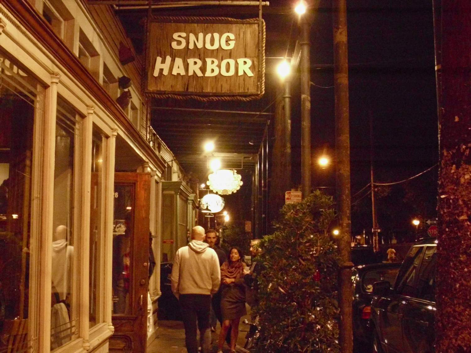 Snug Harbor, Nola