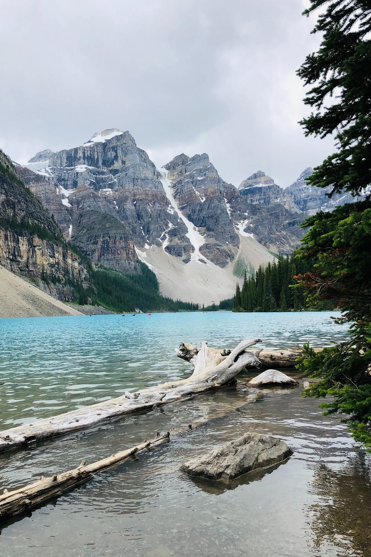 Lake Louise, Alberta - From Tofino to Banff: a 14-Day Itinerary in Western Canada