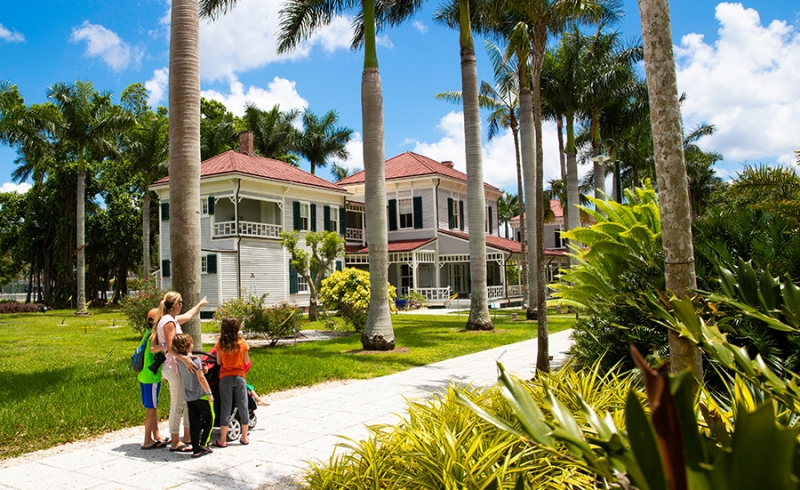 Family vacation in Fort Myers