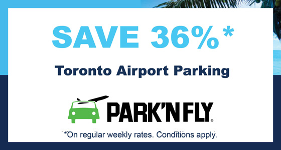 Park'N Fly Promotion