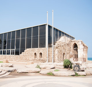 Cheap Flights to Israel: from Toronto to Tel Aviv. Ezel Museum - Tel-Aviv